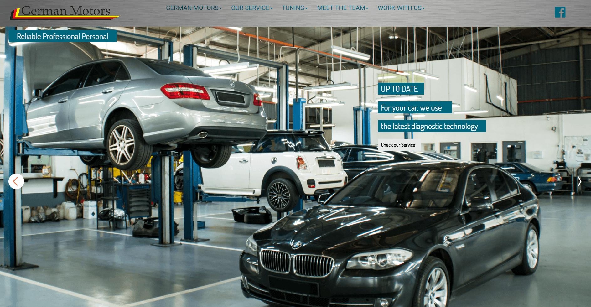 Car Workshop Near Me >> German Motors
